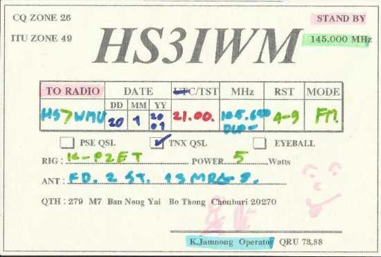 HS3IWM
