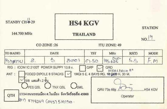 HS4KGV