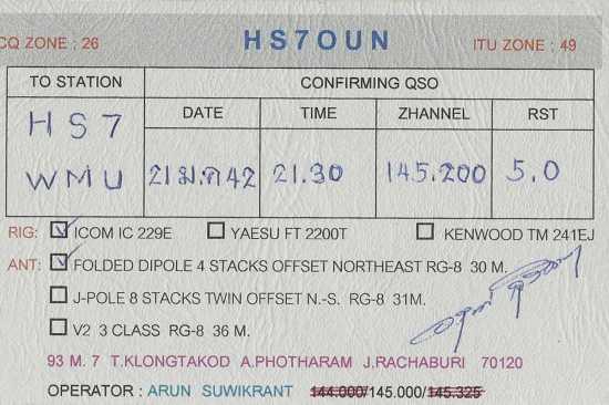 HS7OUN