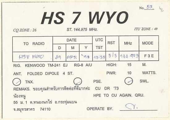 HS7WYO