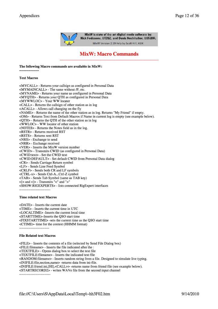 MixWManual145