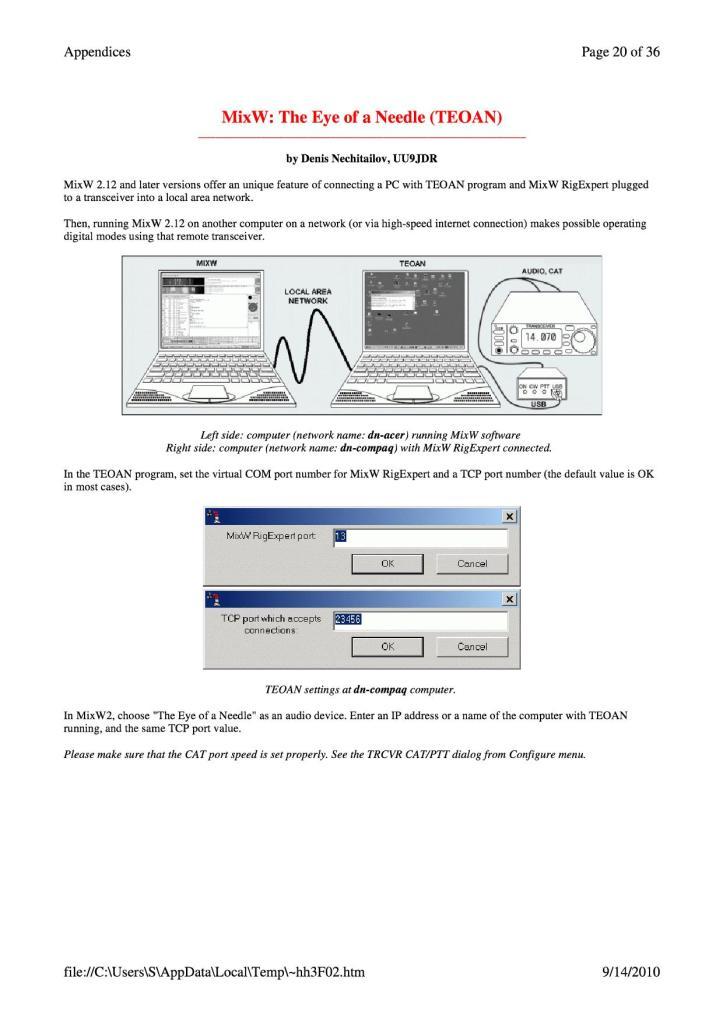 MixWManual153